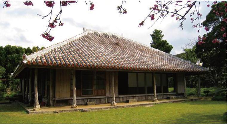 沖縄の建築様式「アマハジ」はか...